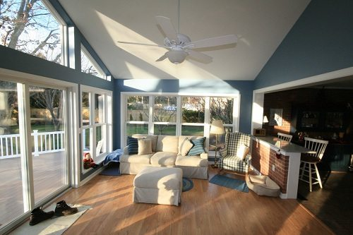 McWhorter Outdoor Living has built a Sunroom in Clarksville, MD