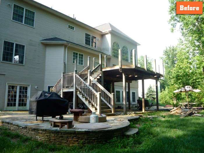 Deck Repair Maryland Company