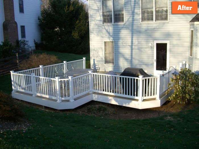 Deck Resurfacing Company in Maryland