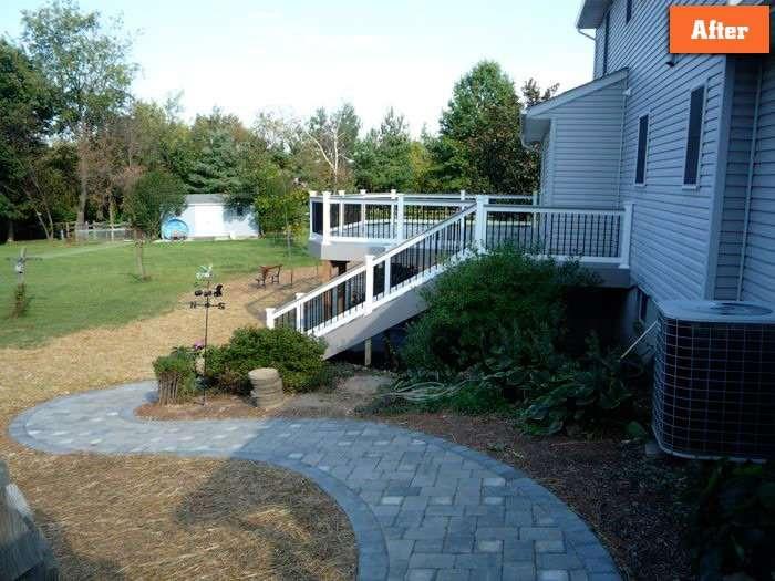 Patio Walkway Company Maryland