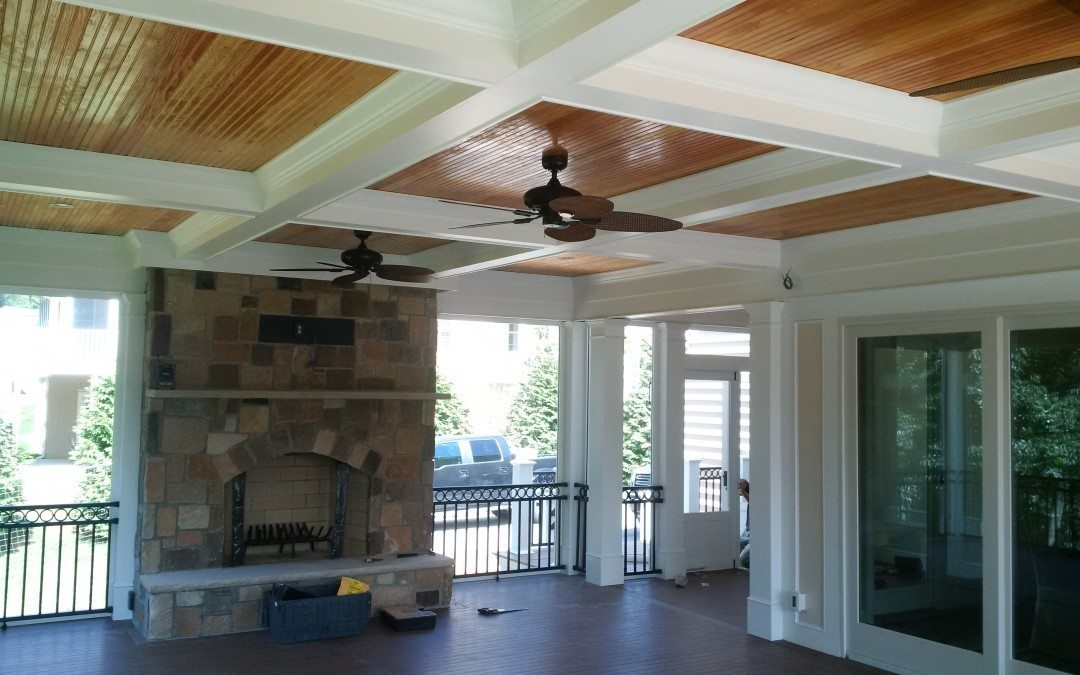 Top 5 Maryland Screen Porch Design Ideas