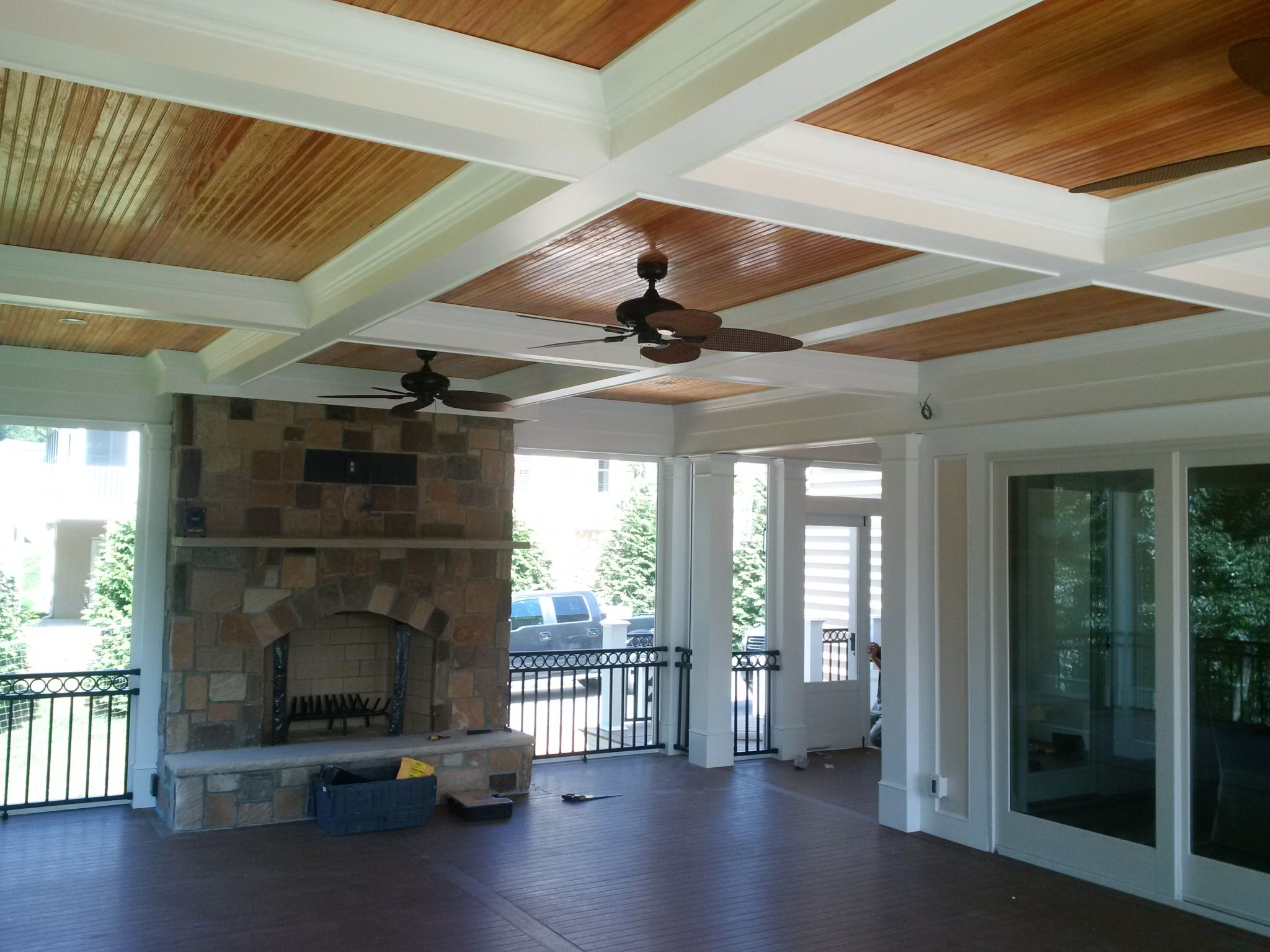 Maryland Screen Porch Design