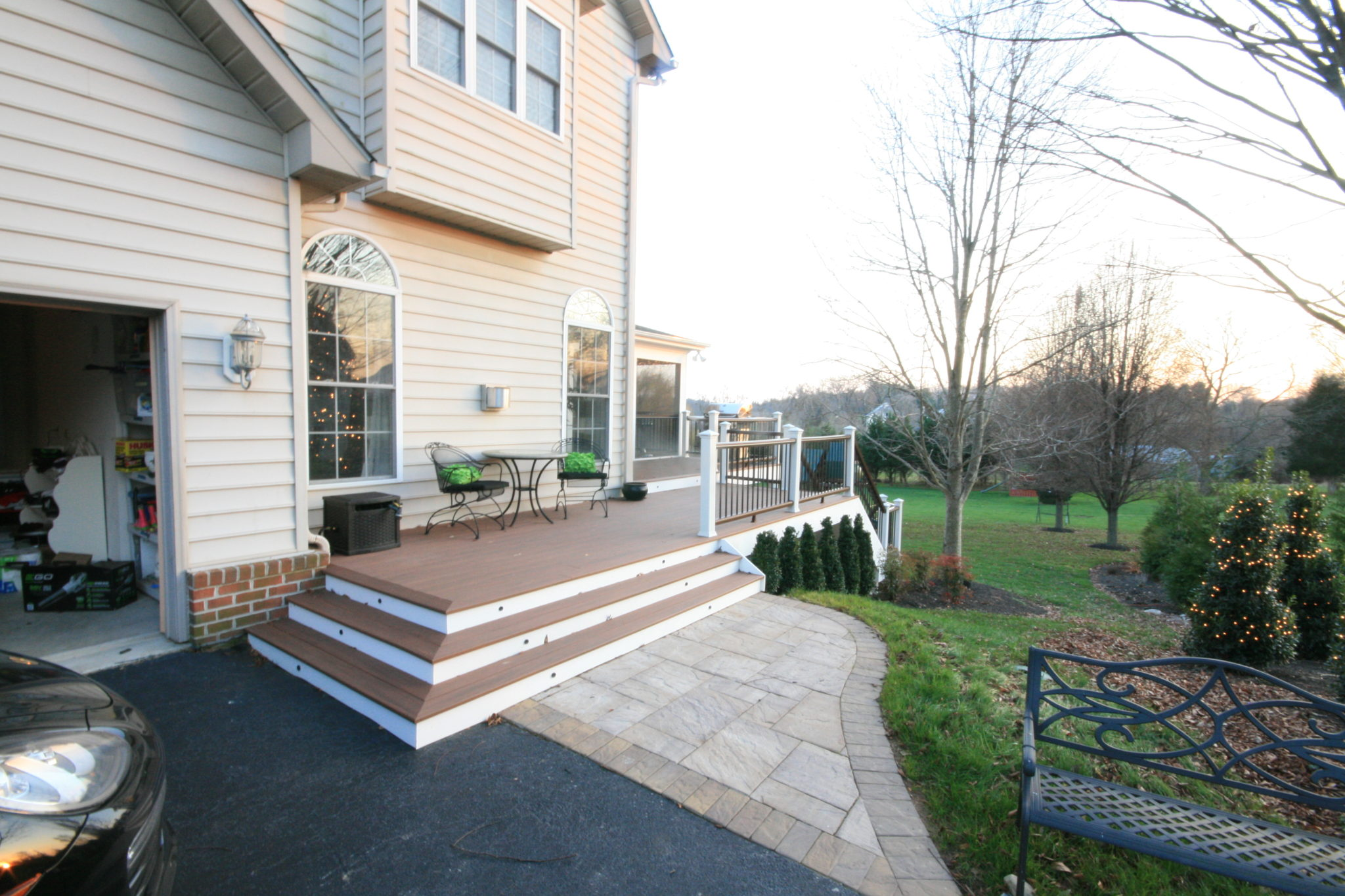 Maryland Screen Porch And Deck Contractor Builds Screen
