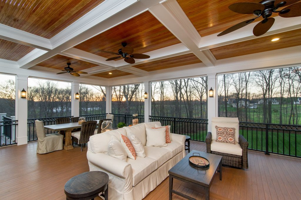 Maryland Screen Porch Contractor