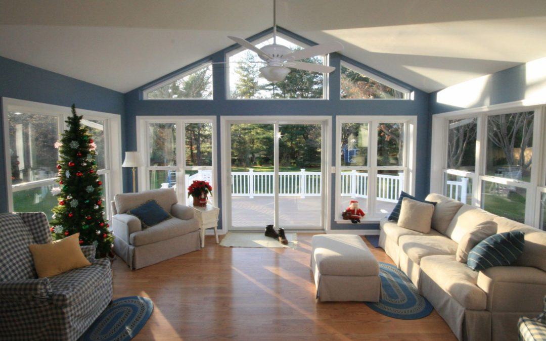 Top 5 Maryland Sunroom design tips