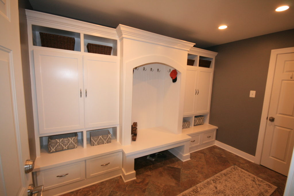 Maryland mudroom Contractors design
